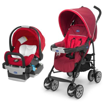 Travel System - Neuvo Fire - Chicco