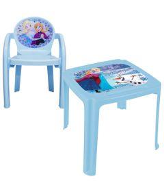 100006796-Kit-Mesa-Cadeira-Infaltil-Disney-Frozen-Azul-Plasutil