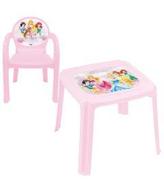 100115026-Kit-Mesa-Cadeira-Infaltil-Princesas-Disney-Rosa-Plasutil