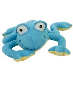 Pelucia-Sapo-Colorido---Azul---25-cm---Bee-Me-Toys