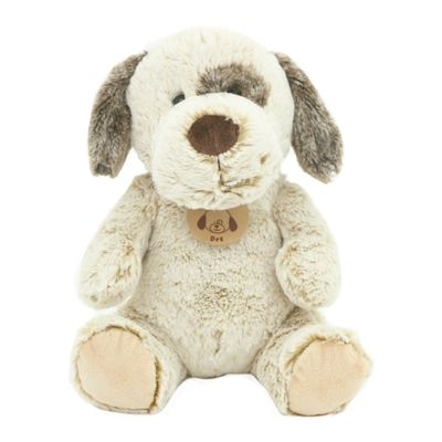 Pelúcia Animais Simpáticos da Fazenda - Cachorro - 26 cm - Bee Me Toys