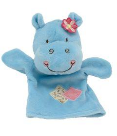 Pelucia-Hipo-Fantoche---Florido---22-cm---Bee-Me-Toys