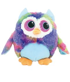 Pelucia-Coruja-Psyco---Azul---23-cm---Bee-Me-Toys