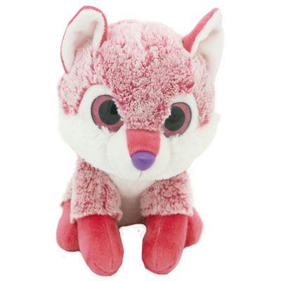 Pelúcia Animais Psyco - Vermelho - 25 cm - Bee Me Toys