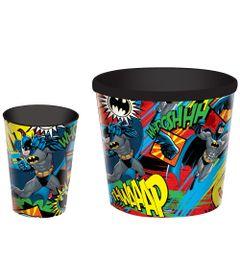 100115028-Kit-Pote-de-Pipoca-21-Litros-Copo-320-ml-Batman-Plasutil