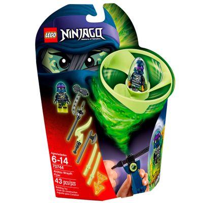 70744 - LEGO Ninjago - Wrayth Airjitzu Flyer