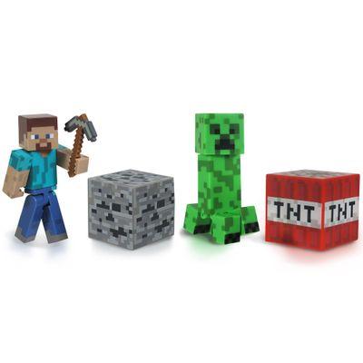 100115041-Kit-Bonecos-Minecraft-Creeper-e-Steve-Multikids