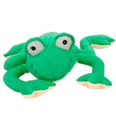 Pelucia-Sapo-Colorido---Verde---25-cm---Bee-Me-Toys