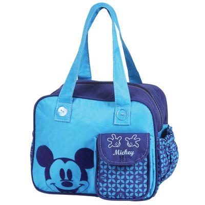 Bolsa Média com Trocador - Baby Bag Luxo - Mickey - Disney  - BabyGo