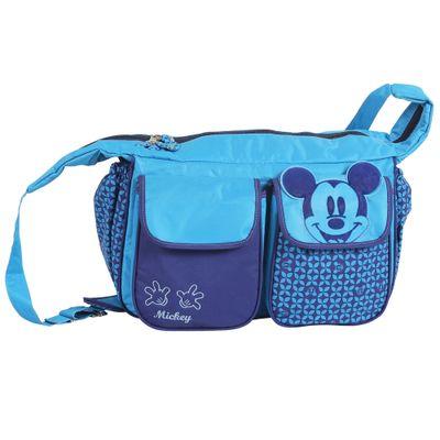 Bolsa Grande com Trocador - Baby Bag Luxo - Mickey - Disney  - BabyGo