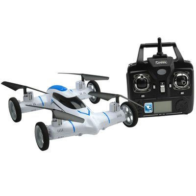 Carro Drone 2 Em 1 - SkyRoad H18 - Candide