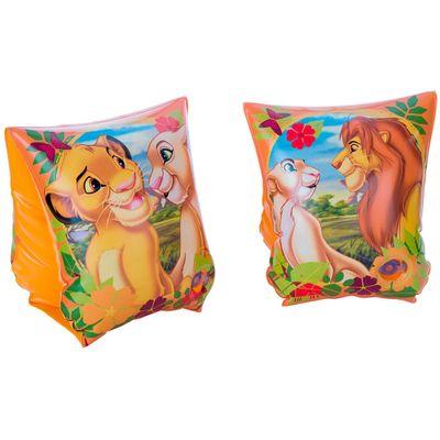 Bóia de Braço Inflável - O Rei Leão Disney - New Toys