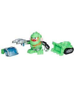 Mini-Boneco-Mr.-Potato-Head---Transformers-com-Acessorios---Robo-de-Construcao---Hasbro