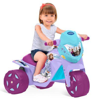 Moto Elétrica 6V - Disney - Frozen - Bandeirante