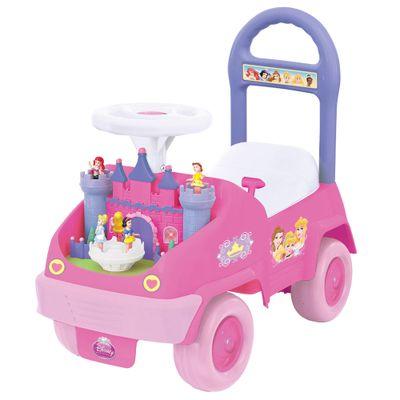 Primeiros Passos Princesas Disney - Castelo das Princesas - New Toys