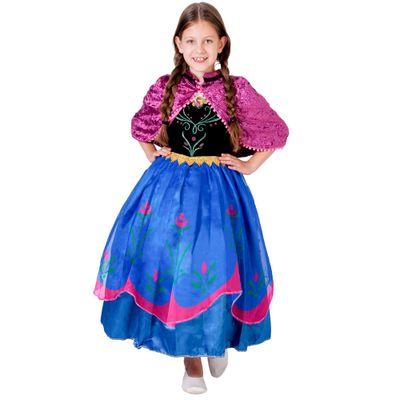 Fantasia Premium - Disney Frozen - Anna - Rubies