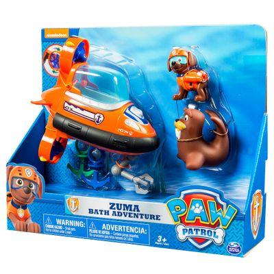 Veículo - Patrulha Canina - Zuma Resgate Aquático - Sunny