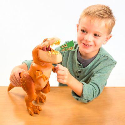 Figura Articulada com Som - Disney - O Bom Dinossauro - Galloping Butch - Sunny