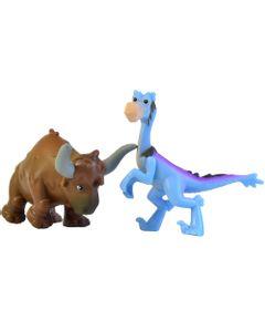Pack-Mini-Figuras---7cm---Disney---O-Bom-Dinossauro---Bubba-e-Bisodon---Sunny