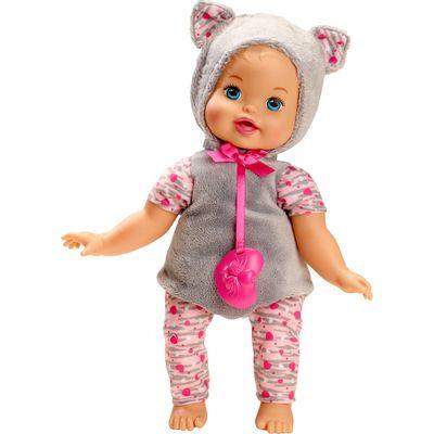 Boneca Little Mommy - Fantasias Fofinhas - Gatinha - Mattel