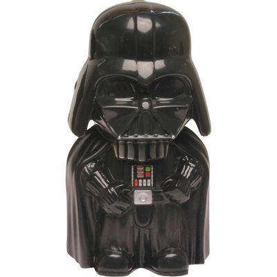Mini Figura e Lanterna - Star Wars - Darth Vader - DTC - Disney
