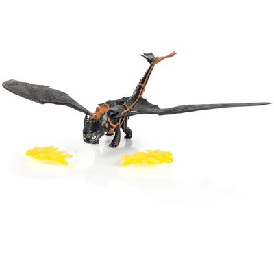 Action Figure - Como Treinar Seu Dragão 2 - Toothless Action Dragon - Sunny