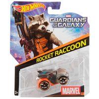 Carrinho-Hot-Wheels-Marvel---Rocket-Raccoon---Mattel