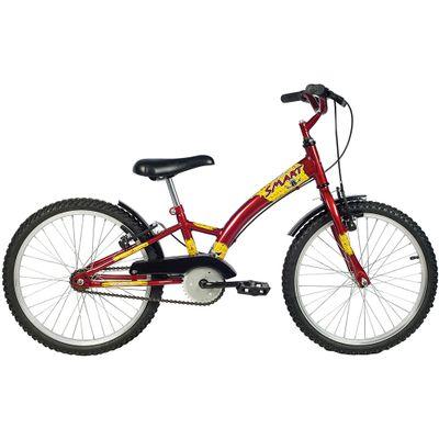 Bicicleta Intantil - Smart Vermelha - Aro 20 - Verden Bikes