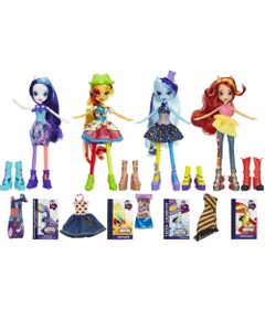 100117749-Kit-Bonecas-Equestria-Girls-Sunset-Trixie-Rarity-e-Apple-Jack-Hasbro