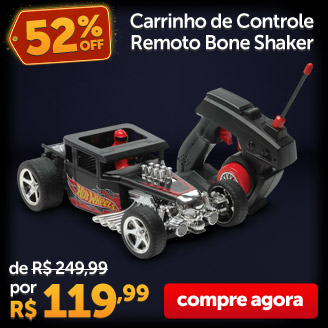 Carrinho Bone Shaker