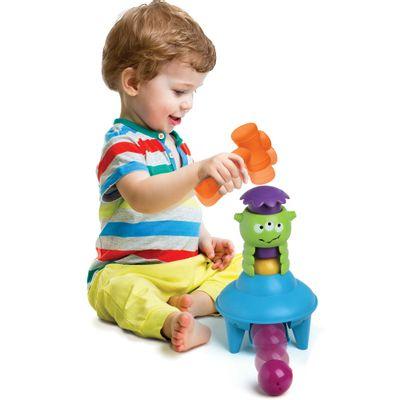 Brinquedo - Bate Bolinha Disco Voador - Elka