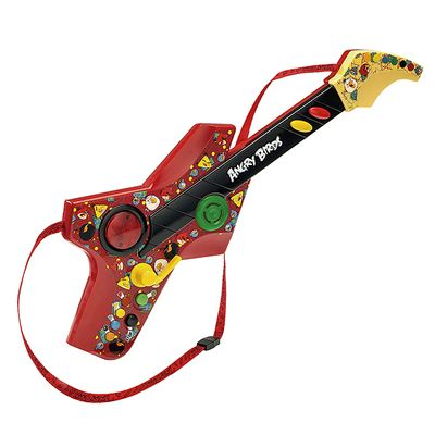 Guitarra Radical - Angry Birds - Fun