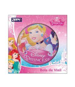Bola-de-Vinil---Princesas-Disney---Cinderela---Zippy-Toys
