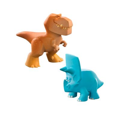 Pack Mini Figuras - 7cm - Disney - O Bom Dinossauro - Butch e Will - Sunny