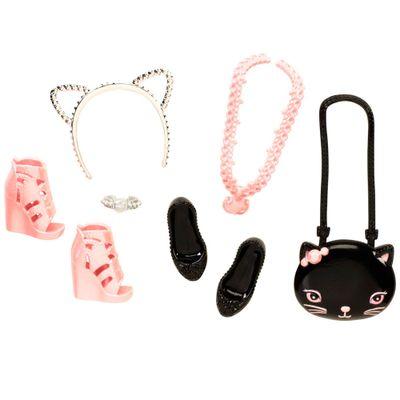 Acessórios Barbie - Bolsas e Sapatos - Serie 1 - Mattel