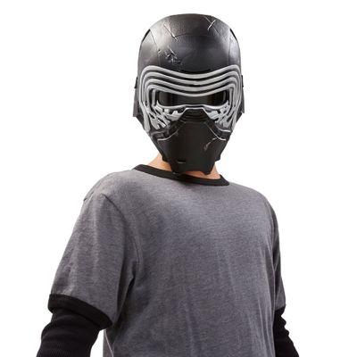 Máscara Eletrônica - Star Wars Episódio VII - Kylo Ren - Hasbro - Disney