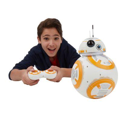 Dróide Eletrônico - Star Wars - Episódio VII - BB8 - Hasbro - Disney