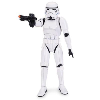 Boneco Interativo - Star Wars - Stormtrooper - Toyng - Disney