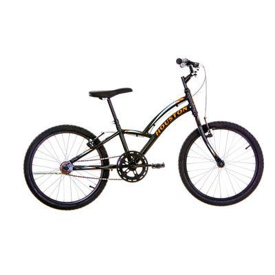 Bicicleta Aro 20 - Triton - Preta - Houston