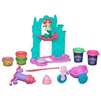 Conjunto Play-Doh - Princesas Disney - Castelo da Ariel - Hasbro