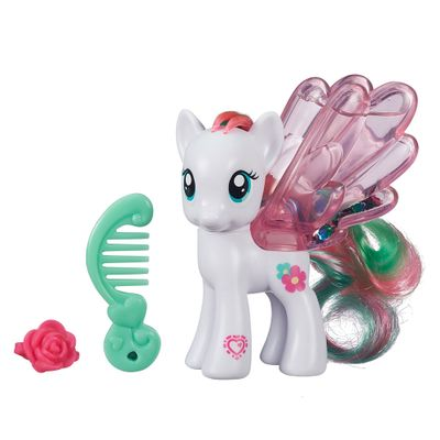 Mini Figura My Little Pony - Water Cuties - Blossomforth - Hasbro
