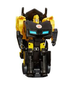 Boneco-Transformers---Robots-In-Disguise---One-Step---BumbleBee-Preto---Hasbro