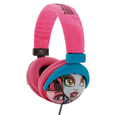 Headphone Fun - Monster High - Multilaser