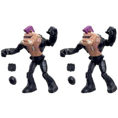 Bonecos Tartarugas Ninja - Bebop 12 Cm - Multikids