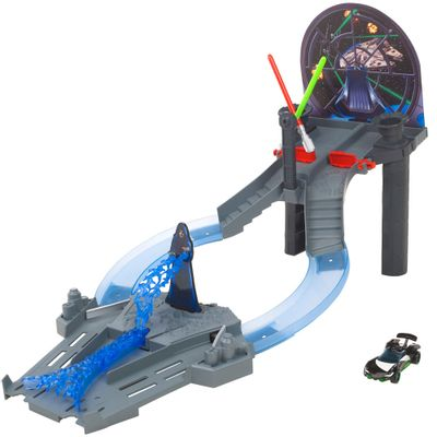 Pista Hot Wheels - Star Wars - Throne Room Raceway - Mattel - Disney