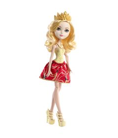 Boneca-Ever-After-High---Apple-White---Mattel