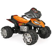 Mini-Quadriciclo-Eletrico---Fort-Play-Sport-Laranja-6v---Homeplay