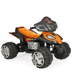 Mini-Quadriciclo-Eletrico---Fort-Play-Sport-Laranja-6v---Homeplay