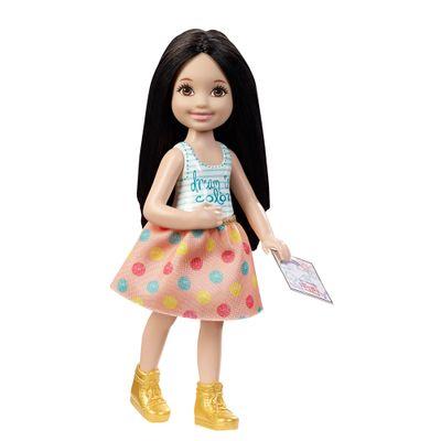 Boneca Chelsea - Família da Barbie - Desenho - Mattel