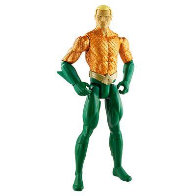 Boneco Liga da Justiça - DC Comics - Aquaman - Mattel